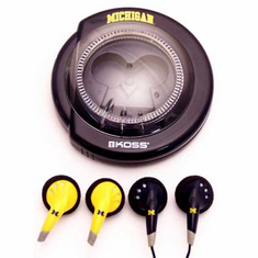 Michigan SportBuds Headphones - SOLD OUT