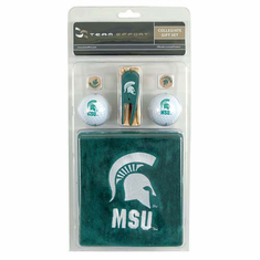 Michigan State Spartans Golf Gift Set
