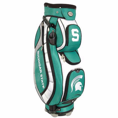 Michigan State Spartans Lettermans Club II Cooler Cart Bag