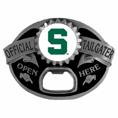 Michigan State Spartans Tailgater Buckle