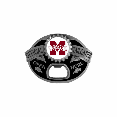 Mississippi State Bulldogs Tailgater Buckle