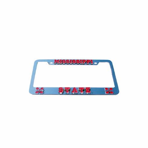 Mississippi State License Plate Frame