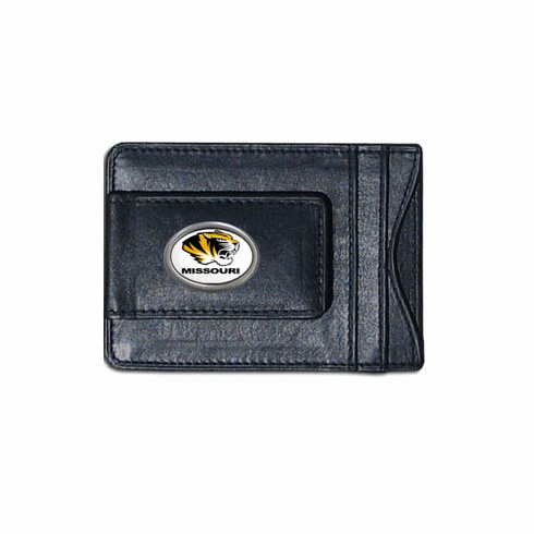 Missouri Leather Cash and Card Holder - BACKORDERED