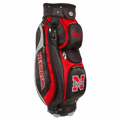 Nebraska Cornhuskers Lettermans Club II Cooler Cart Bag