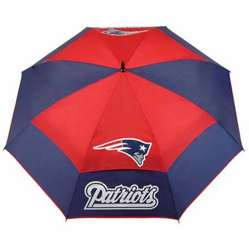 New England Patriots Auto-Open WindSheer II Umbrella - BACKORDERED