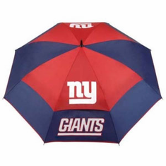 New York Giants Auto-Open WindSheer II Umbrella - BACKORDERED
