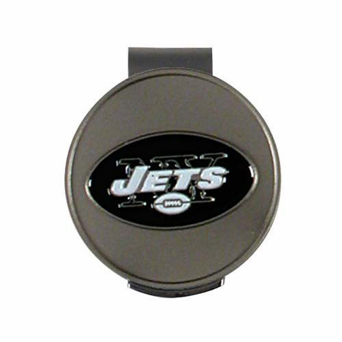 New York Jets Hat Clip and Ball Marker