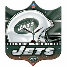 New York Jets High Definition Clock
