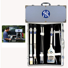 New York Yankees 8pc BBQ Set