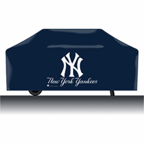 New York Yankees Barbeque Grill Cover