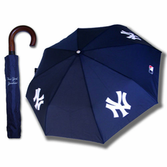 New York Yankees Premium Folding Umbrella