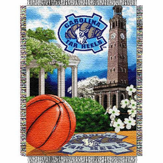 North Carolina Tar Heels Home Field Advantage Throw