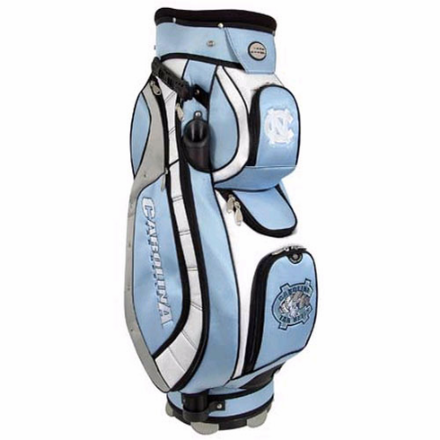 North Carolina Tar Heels Lettermans Club II Cooler Cart Bag