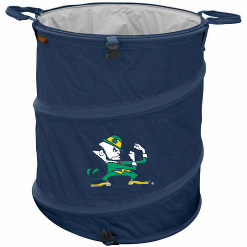 Notre Dame Fighting Irish Collapsible Trash Can - BACKORDERED
