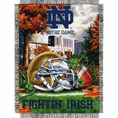 Notre Dame Fighting Irish Home Field Advantage Throw