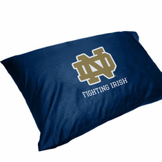 Notre Dame Fighting Irish Pillow Case - BACKORDERED