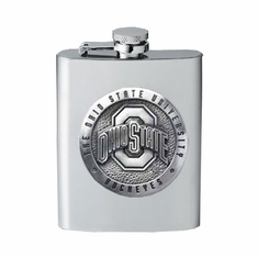 Ohio State Buckeyes Flask