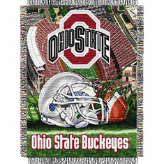 Ohio State Buckeyes Home Field Advantage Throw