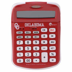 Oklahoma Desk Calculator - SOLD OUT