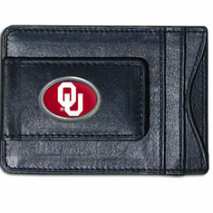 Oklahoma Leather Cash and Card Holder - BACKORDERED