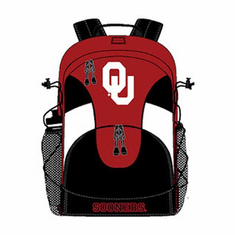 Oklahoma Sooners Back Pack - BACKORDERED