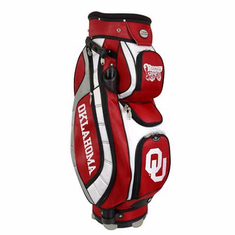 Oklahoma Sooners Lettermans Club II Cooler Cart Bag