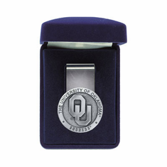 Oklahoma Sooners Money Clip