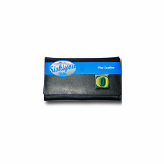Oregon Ducks Leather Ladies Wallet - BACKORDERED