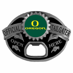 Oregon Ducks Tailgater� Buckle - BACKORDERED