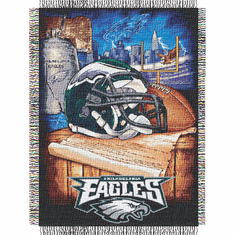 Philadelphia Eagles Home Field Advantage Throw