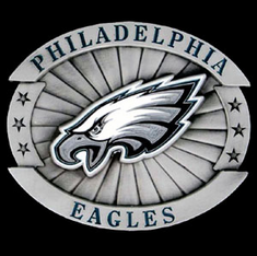 Philadelphia Eagles Oversized Belt Buckle