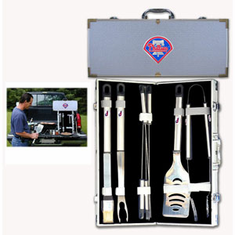 Philadelphia Phillies 8pc BBQ Set