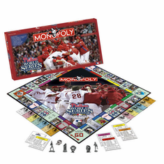 Philadelphia Phillies World Series Champions Monopoly Collector's Edition - BACKORDERED