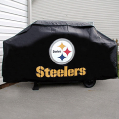 Pittsburgh Steelers Barbeque Grill Cover