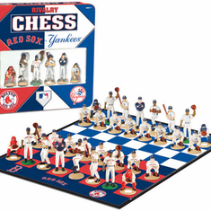 Red Sox vs. Yankees Rivalry Chess Set