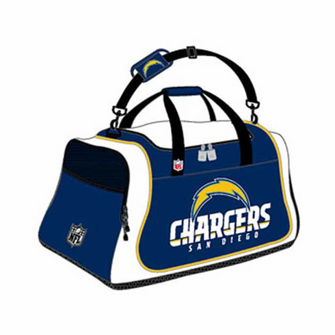 San Diego Chargers Duffel Bag - BACKORDERED