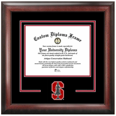 Stanford University Spirit Diploma Frame