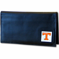 Tennessee Leather Checkbook Cover - BACKORDERED