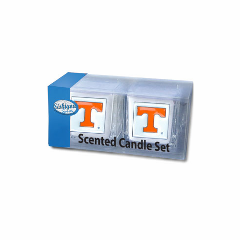 Tennessee Volunteers Candle Set