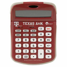 Texas A&M Desk Calculator - SOLD OUT