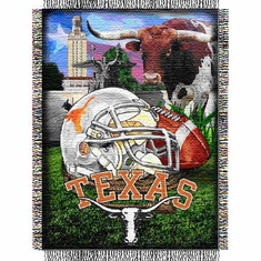 Texas Longhorns Home Field Advantage Throw