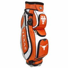 Texas Longhorns Lettermans Club II Cooler Cart Bag