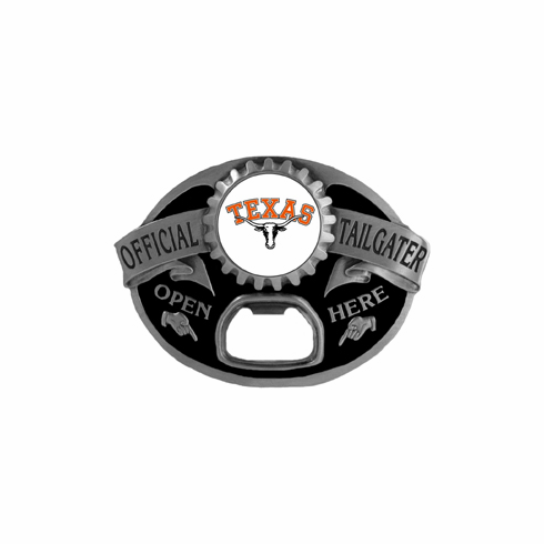 Texas Longhorns Tailgater™ Buckle