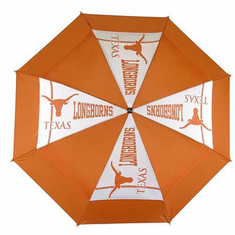 Texas Longhorns WindSheer II Auto-Open Umbrella - BACKORDERED