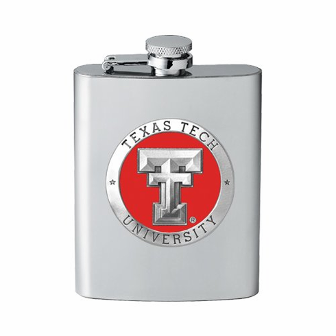 Texas Tech Red Raiders Flask