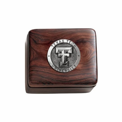 Texas Tech Red Raiders Ironwood Box