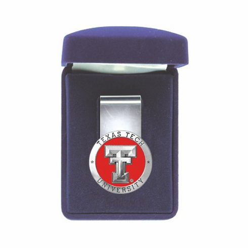 Texas Tech Red Raiders Money Clip