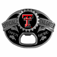 Texas Tech Red Raiders Tailgater� Buckle - BACKORDERED