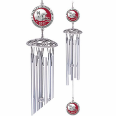 University of Alabama 2011 National Championship Wind Chime