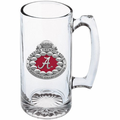 University of Alabama 2012 National Championship 25 oz Super Stein